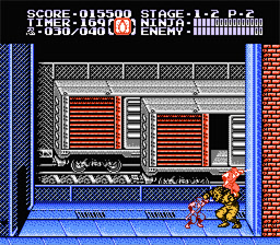 Ninja Gaiden 2 Boss