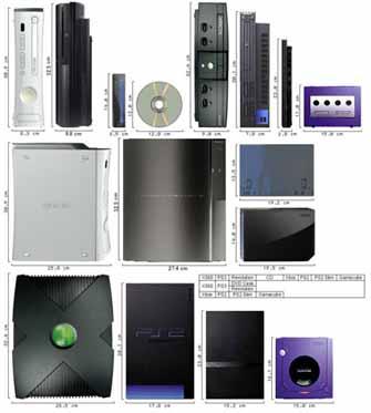 console comparison ps3 xbox