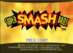 The Original Smash Bros