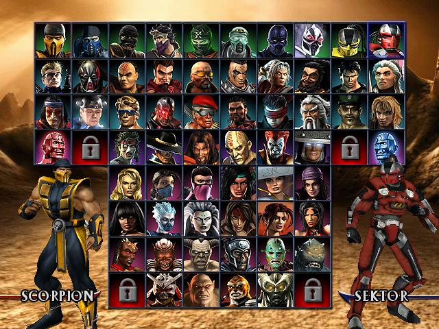 Mortal Kombat Armageddon [PS2] [ISO]