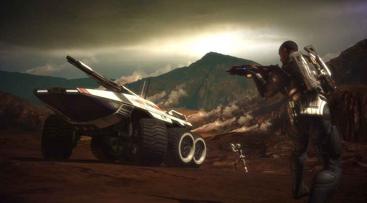 Mass Effect Best PC Games