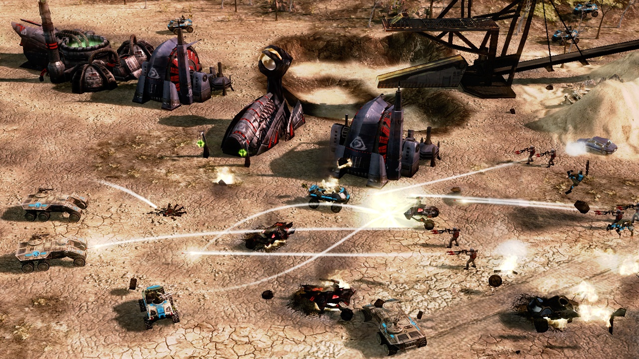 Pattern / Command & Conquer 3: :: COLOURlovers
