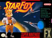 Star Fox on SNES