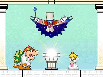 [WII] Super Paper Mario Super-paper-mario-bowser-peach-wedding
