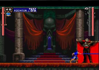 Quais Jogos Retrôs estão Jogando Atualmente? Castlevania-symphony-of-the-night-xbox-live-arcade-screenshot