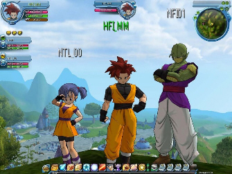 Dragon Ball Online game coming to Xbox 360! PC MMORPG storyline ...