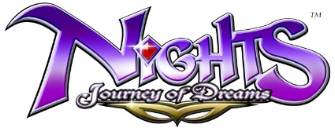 NiGHTS Journey of Dreams logo