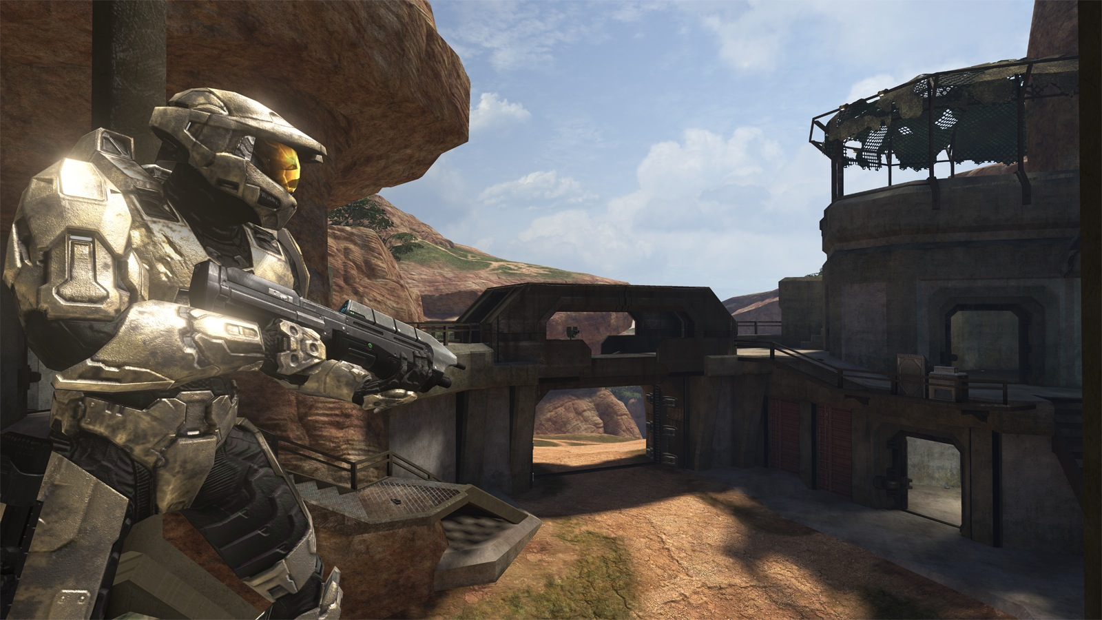 Halo reach video looks fantastic n4g - Master chief in halo reach ...