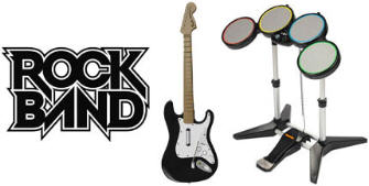 Pre-order Rock Band Special Edition for Xbox 360
