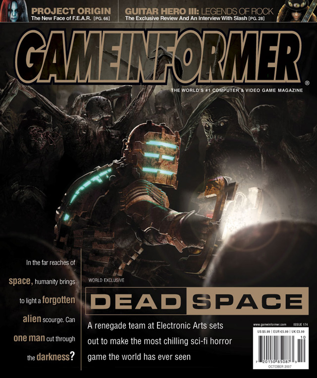 [JV] Dead Space un jeu exceptionnel ? Dead-space-game-informer-cover