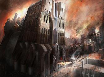 Edge of Twilight Artwork 1. Click for bigger view.