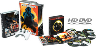 Heroes Xbox 360 Sweepstakes Prize Package