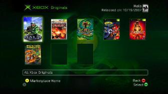 Xbox 360 2007 Fall Update