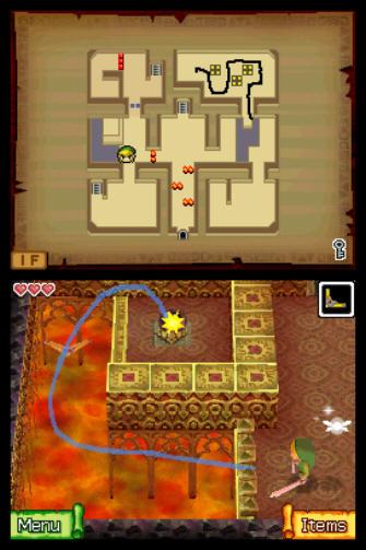 Zelda Phantom Hourglass Pic 1
