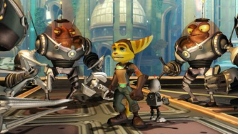 Ratchet in Ratchet & Clank Future