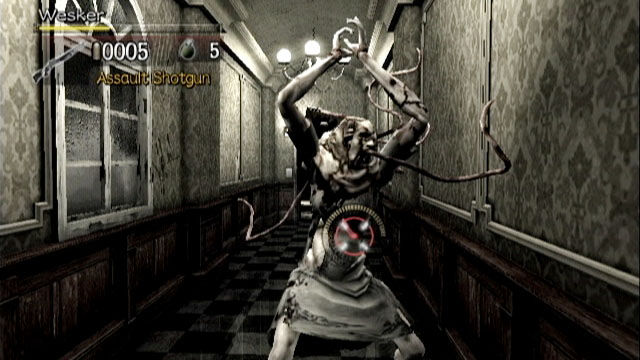Resident Evil: The Umbrella Chronicles, RE: Umbrella Corp