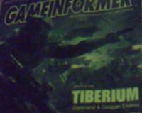 Tiberium Command and Conquer cover