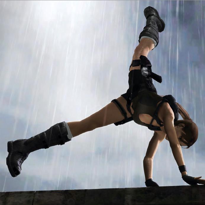tomb raider underworld wallpaper. Tomb Raider 8: Underworld is