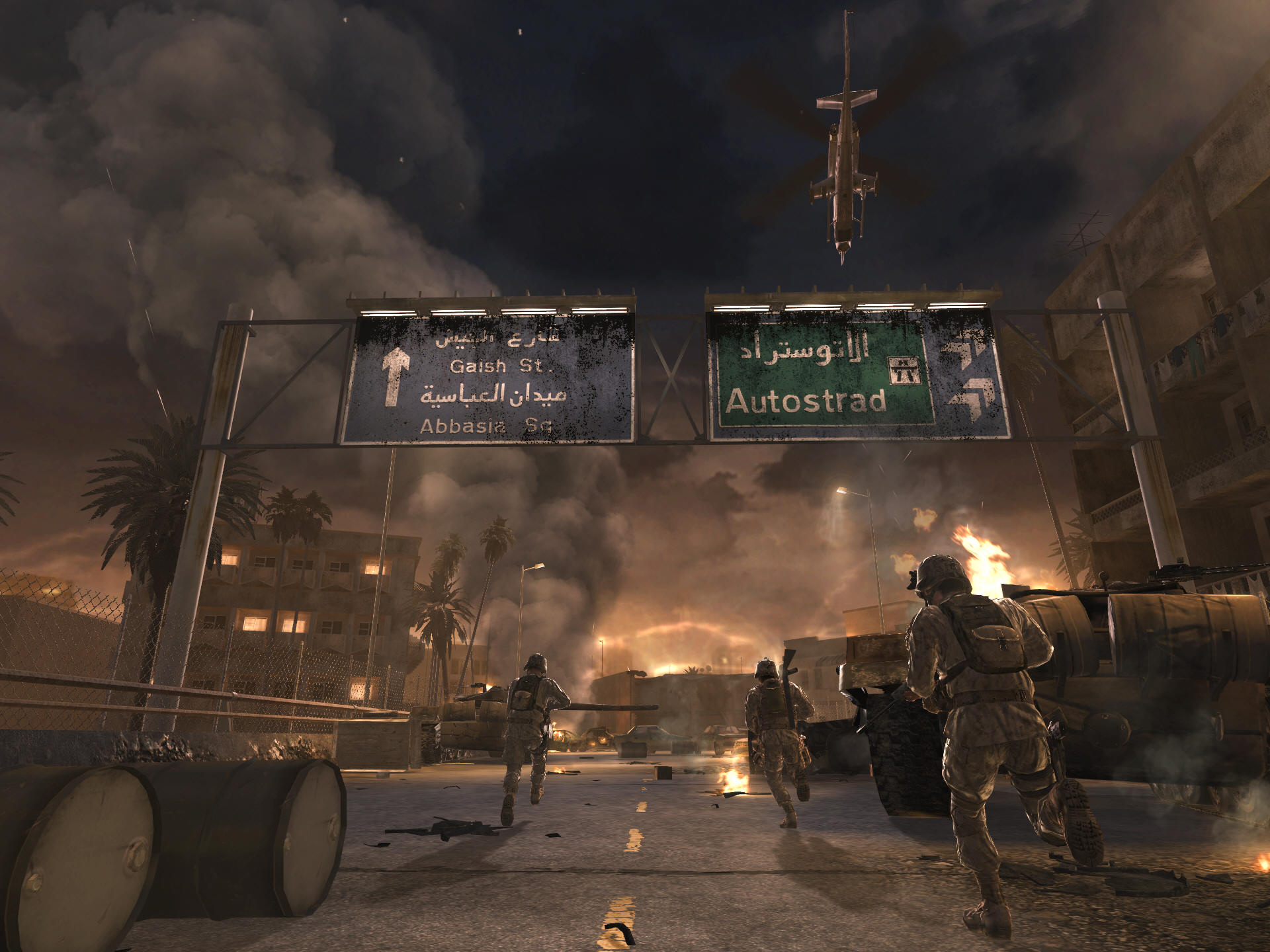 Call of duty 4 Gratis full comprimido a 100 mb