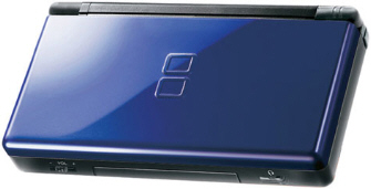 ds lite with cobalt blue color coming to america end february 2008. Black Bedroom Furniture Sets. Home Design Ideas