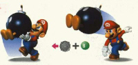 Defeat Something with Something Else! - Page 3 Mario-throws-bob-omb-super-mario-64