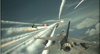 Ace Combat 6 screenshot