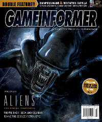 Aliens: Colonial Marines Game Informer coverstory