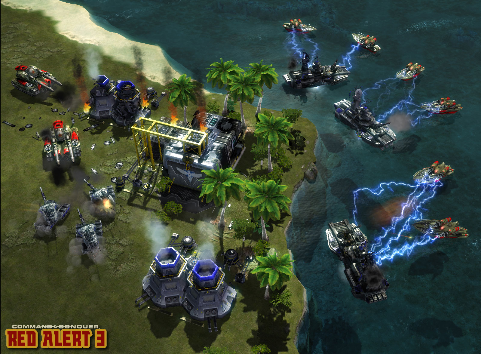 تحميل لعبة Red Alert 3 كاملة! Download Red Alert 3 Full ! بروابط صاروخيه red-alert-3-land-units-screenshot-big.jpg