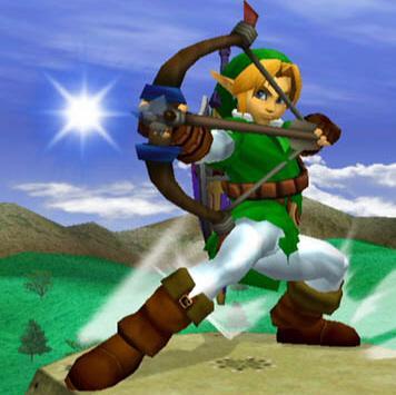 Ssb Link The Nintendo Bl...