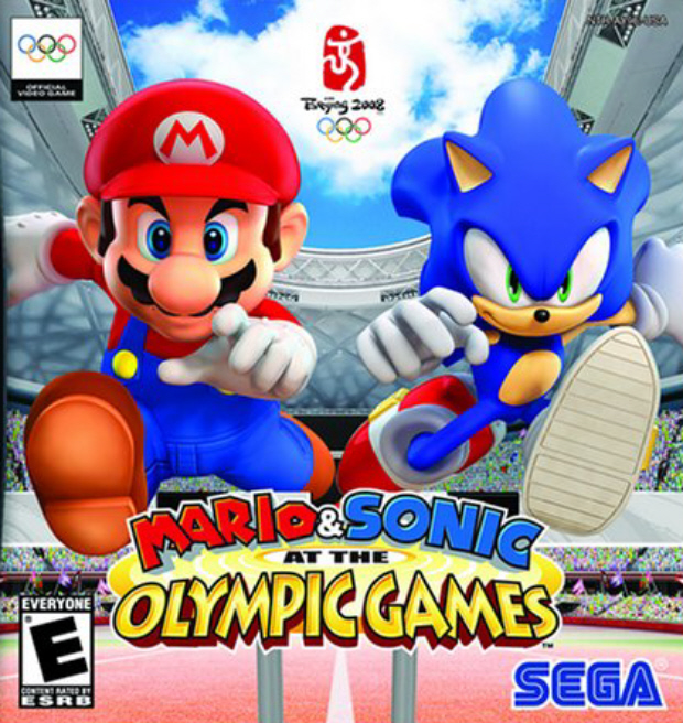 Mario & Sonic at the Olympic Games (Wii) - Super Mario ...