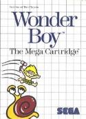 Wonder Boy on Sega Master System