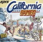 California Games on Commodore 64