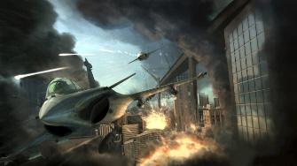 Tom Clancy's HAWX art