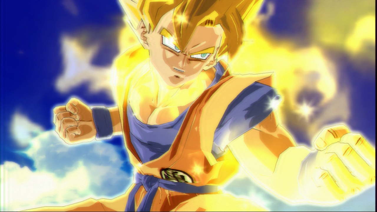 Official dragon ball z burst limit character list - Super sayen 10 ...
