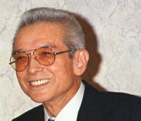 Former Nintendo President Hiroshi Yamachi
