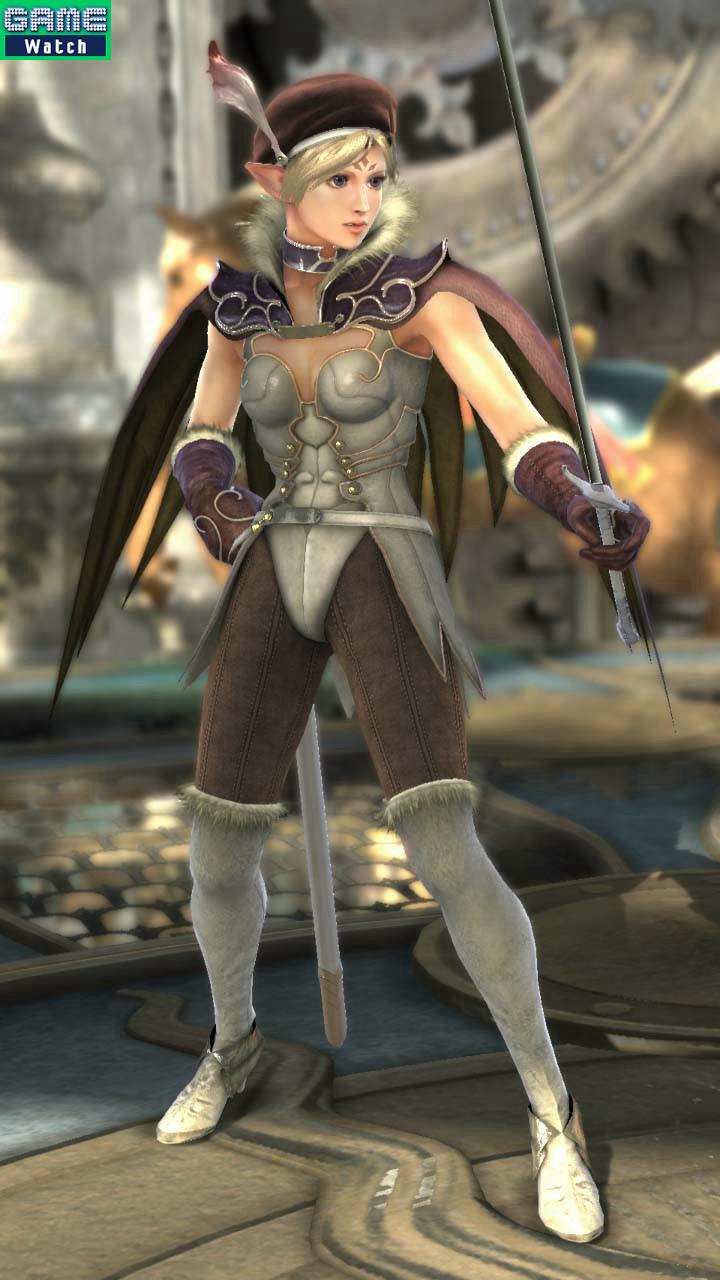 Official Soul Calibur 4 Character List | PlayStation Universe