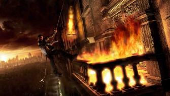 Alone in the Dark Xbox 360 screenshot