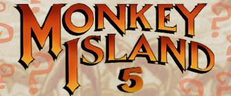 Monkey Island 5 logo