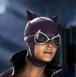 Catwoman in Mortal Kombat vs DC Universe. Click for big pic