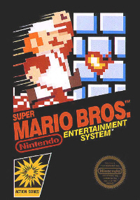 Play Super Mario Brothers on NES