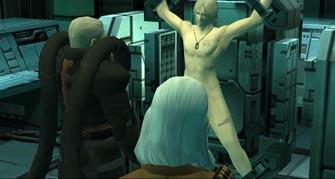 Metal Gear Solid 2 Discretion