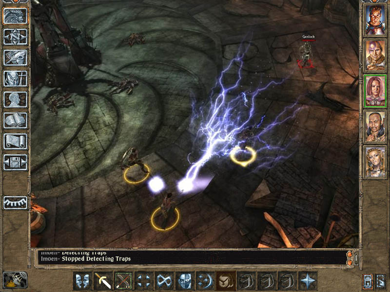 Dragon Age: Origins as a 'spiritual successor' to the Baldur's Gate