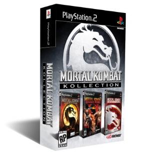 mortal kombat  games