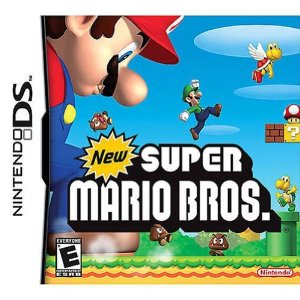 New Super Mario Bros. for DS