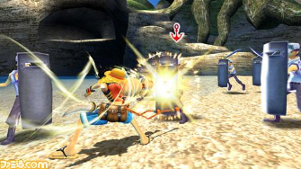 Unlimited Cruise Wii screenshot