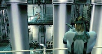Metal Gear Solid 2 Shooting Gallery