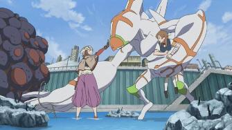 Lost Memories anime screenshot
