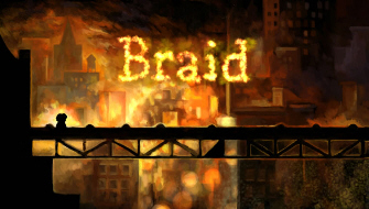 Braid game screenshot (Xbox Live Arcade)