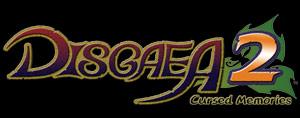 Disgaea 2: Cursed Memories logo