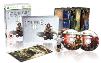 Pre-Order Fable 2 Limited Edition for Xbox 360